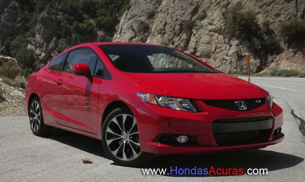 0 to 60 in honda civic for Honda civic si 0 60