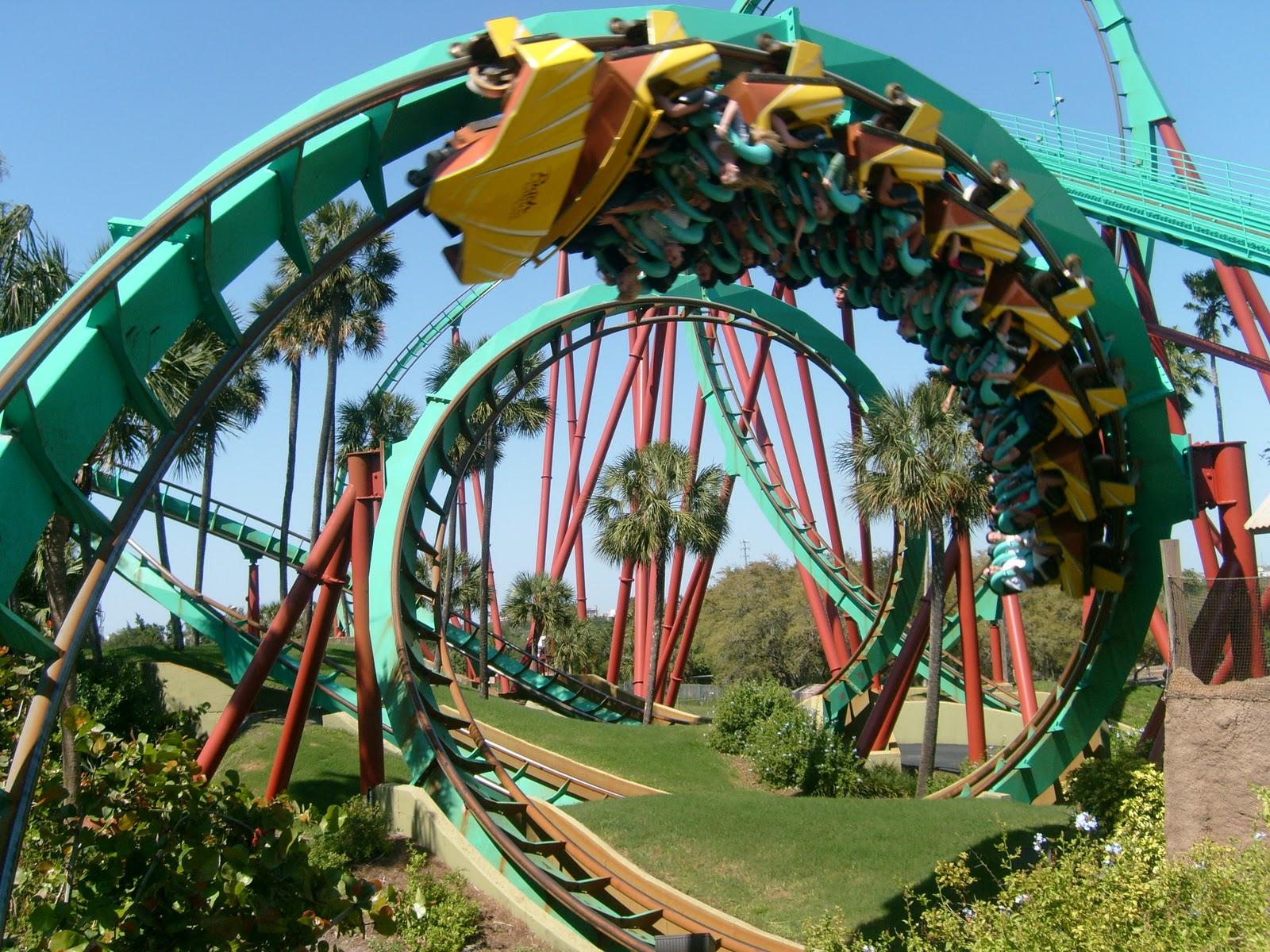 Parque Busch Gardens Tampa Em Orlando Dicas Da Fl Rida