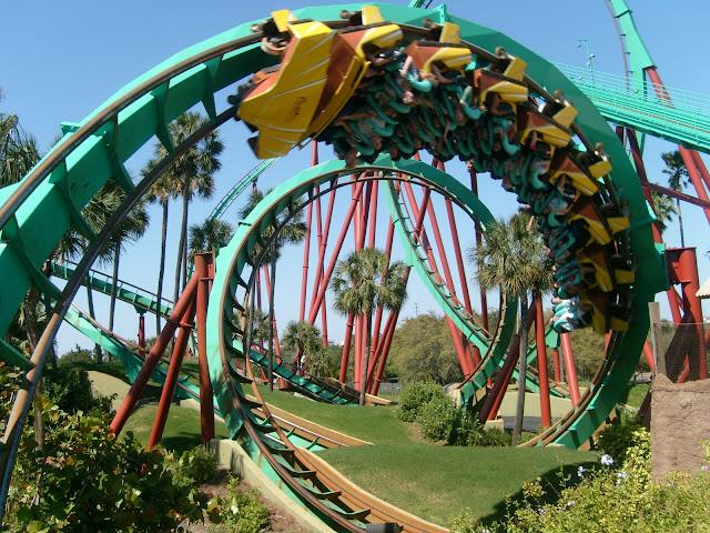 Busch Gardens Tampa Orlando