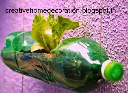 Creative home decoration ideas with waste material for Home decoration with waste material