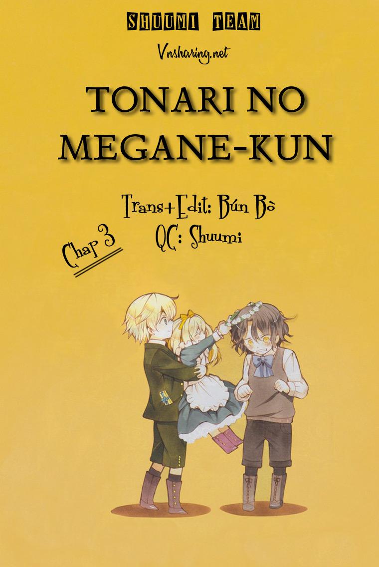 Tonari no Megane-kun chap 3 - Trang 42