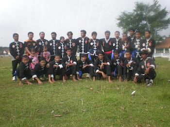 Iks Pi Kera Sakti Banyuasin Ke Lampung