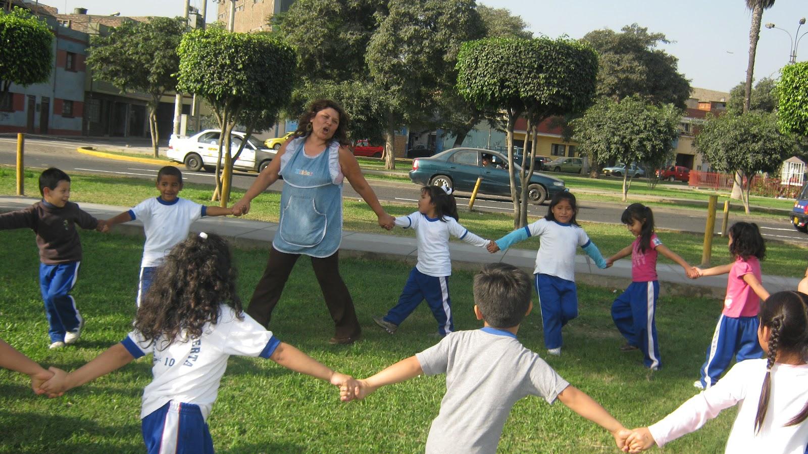 Maestra sin fronteras 81 aniversario de la creaci n de for Creacion de jardines