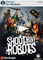 Download Shoot Many Robots - RELOADED