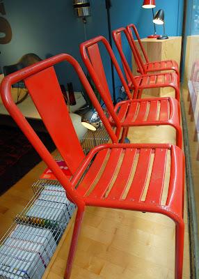 chaise tolix t4