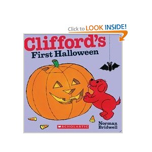 cliffords first halloween by norman bridwell