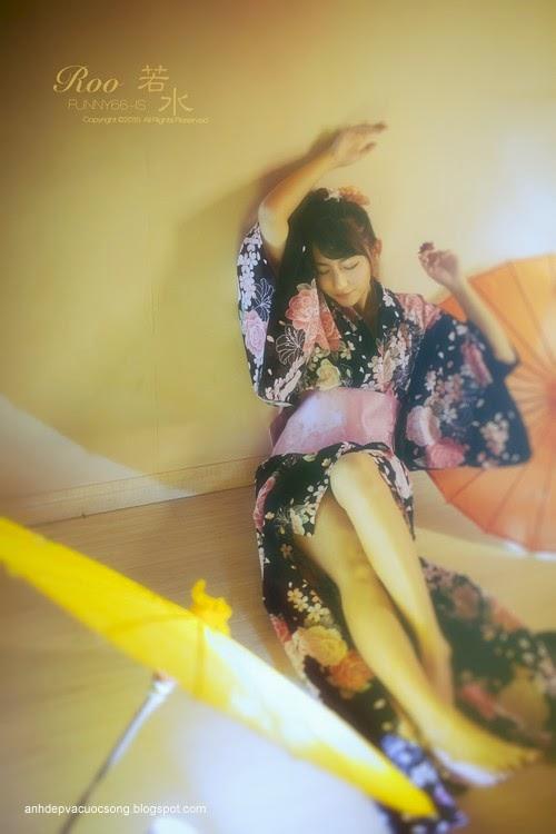 Nữ ca sĩ Nhật Bản xinh đẹp 6