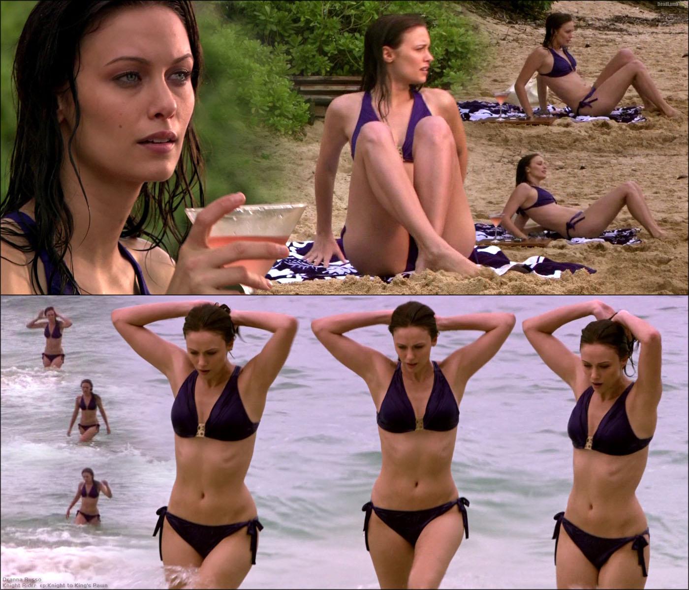 deanna russo bikini