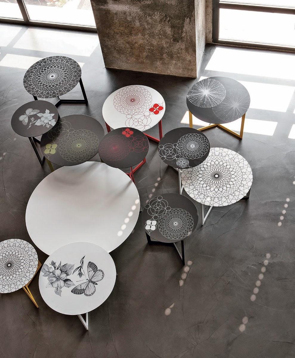 tavolino Joy decor by Gruppo Tommasella