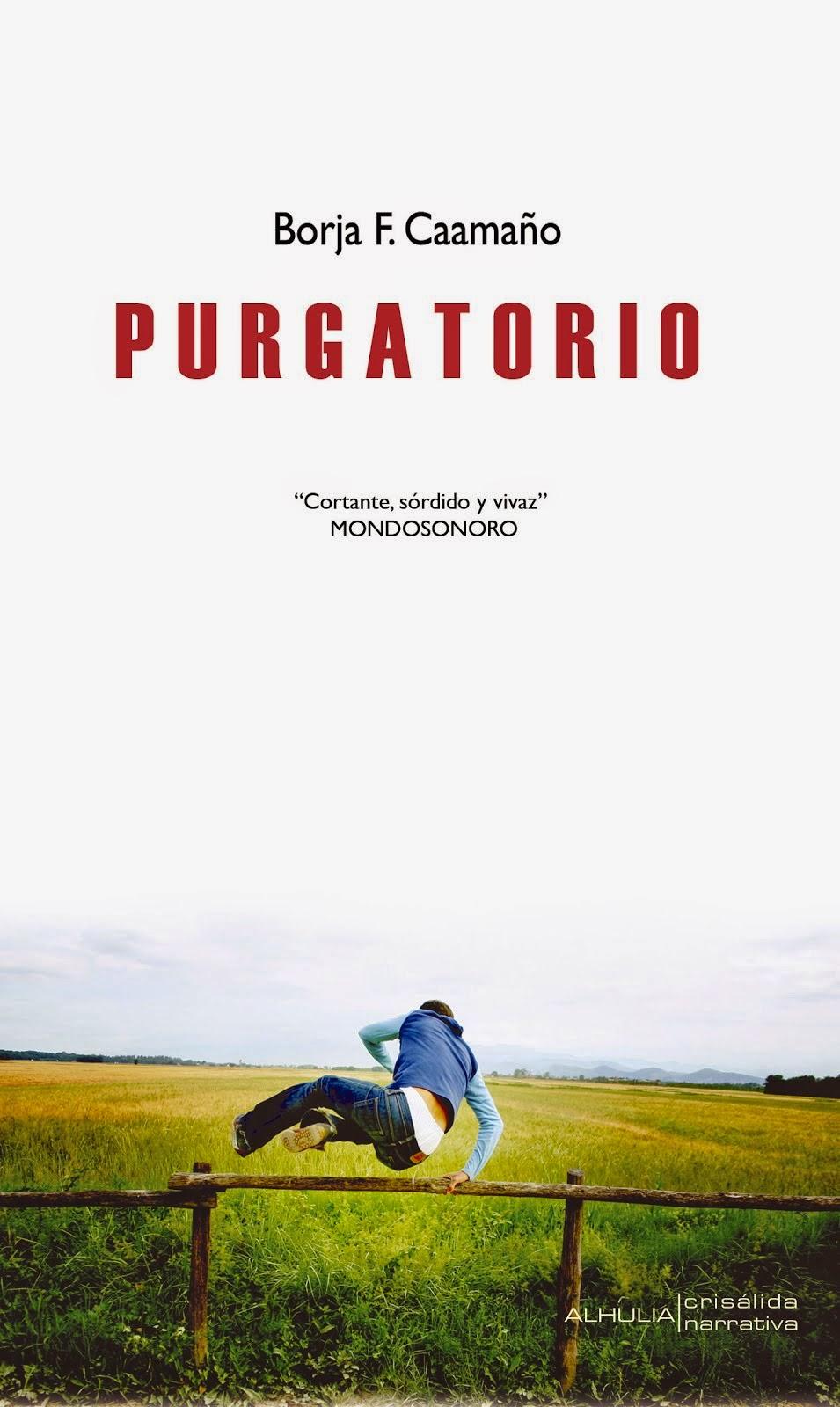 Purgatorio (Ed. Alhulia, 2014)