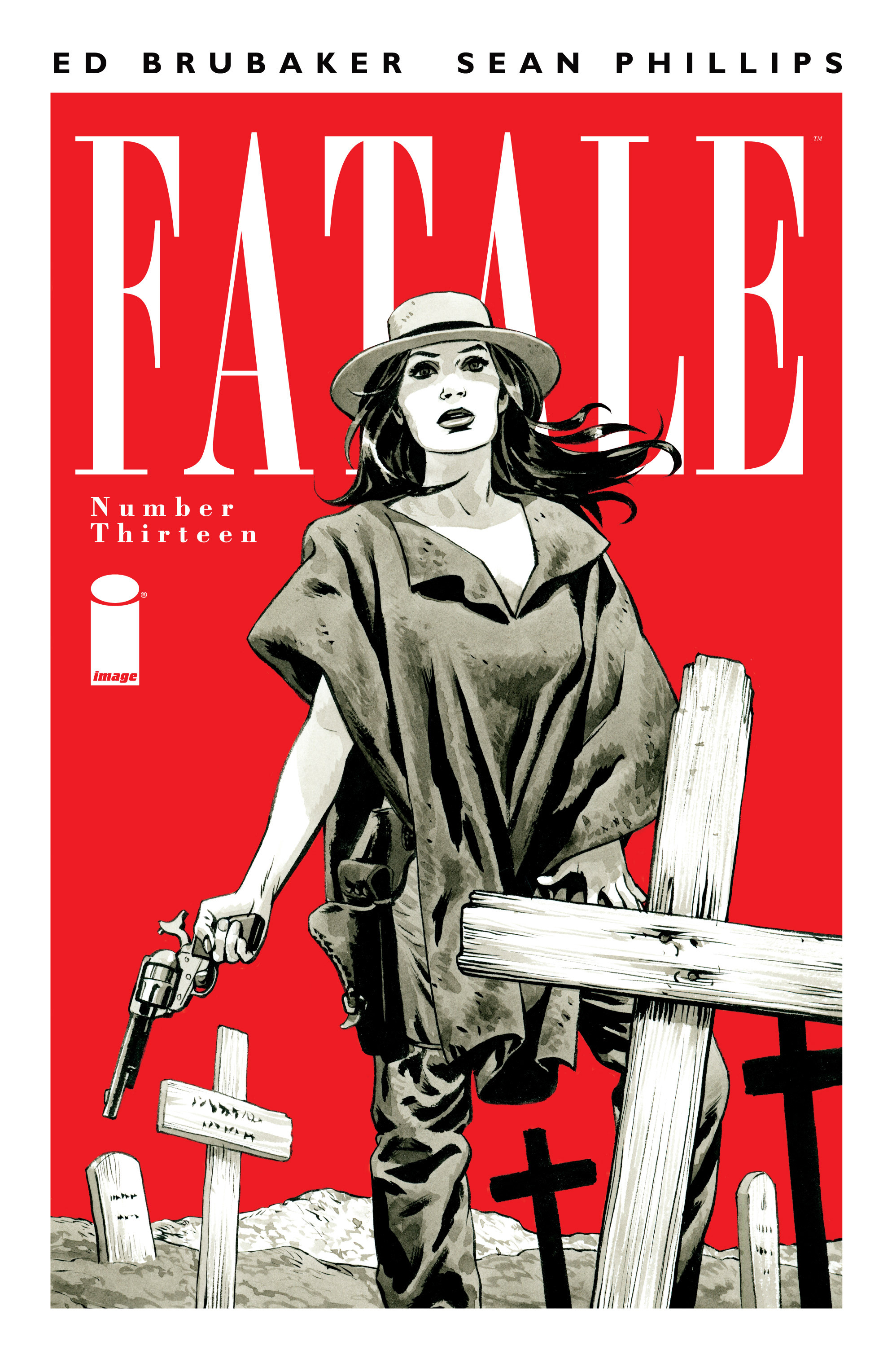 Fatale issue 13 - Page 1