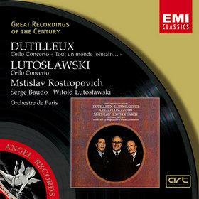 Henri Dutilleux Cello Concerto Rostropovich