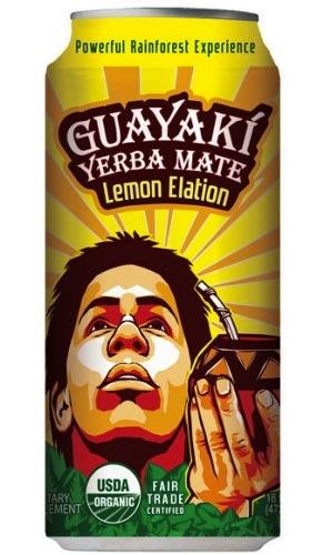 Guayaki yerba mate caffeine content