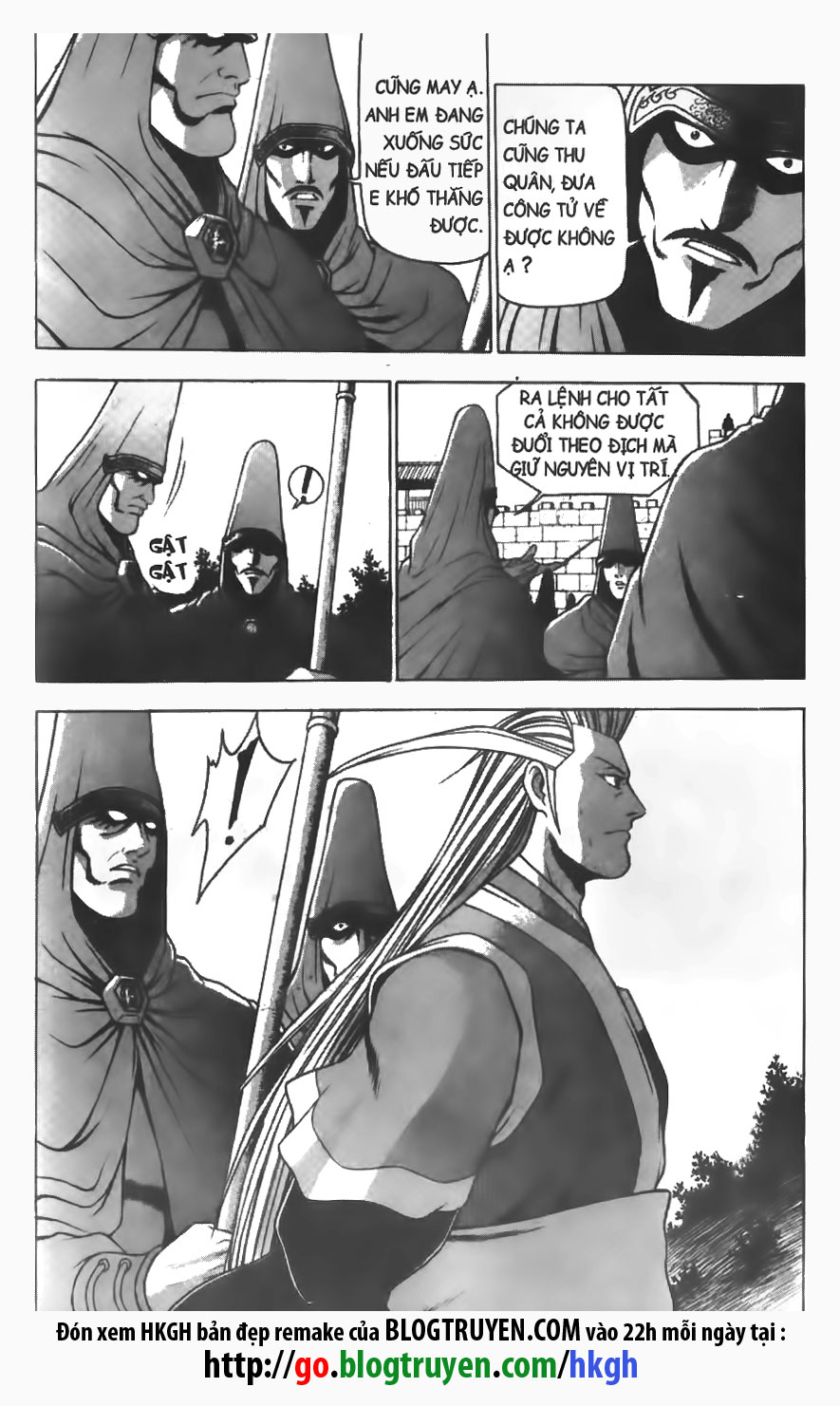 Hiệp Khách Giang Hồ chap 205 Trang 11 - Mangak.info