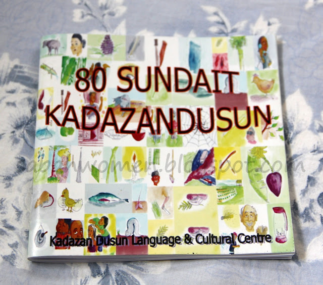 the kadazandusun riddles book