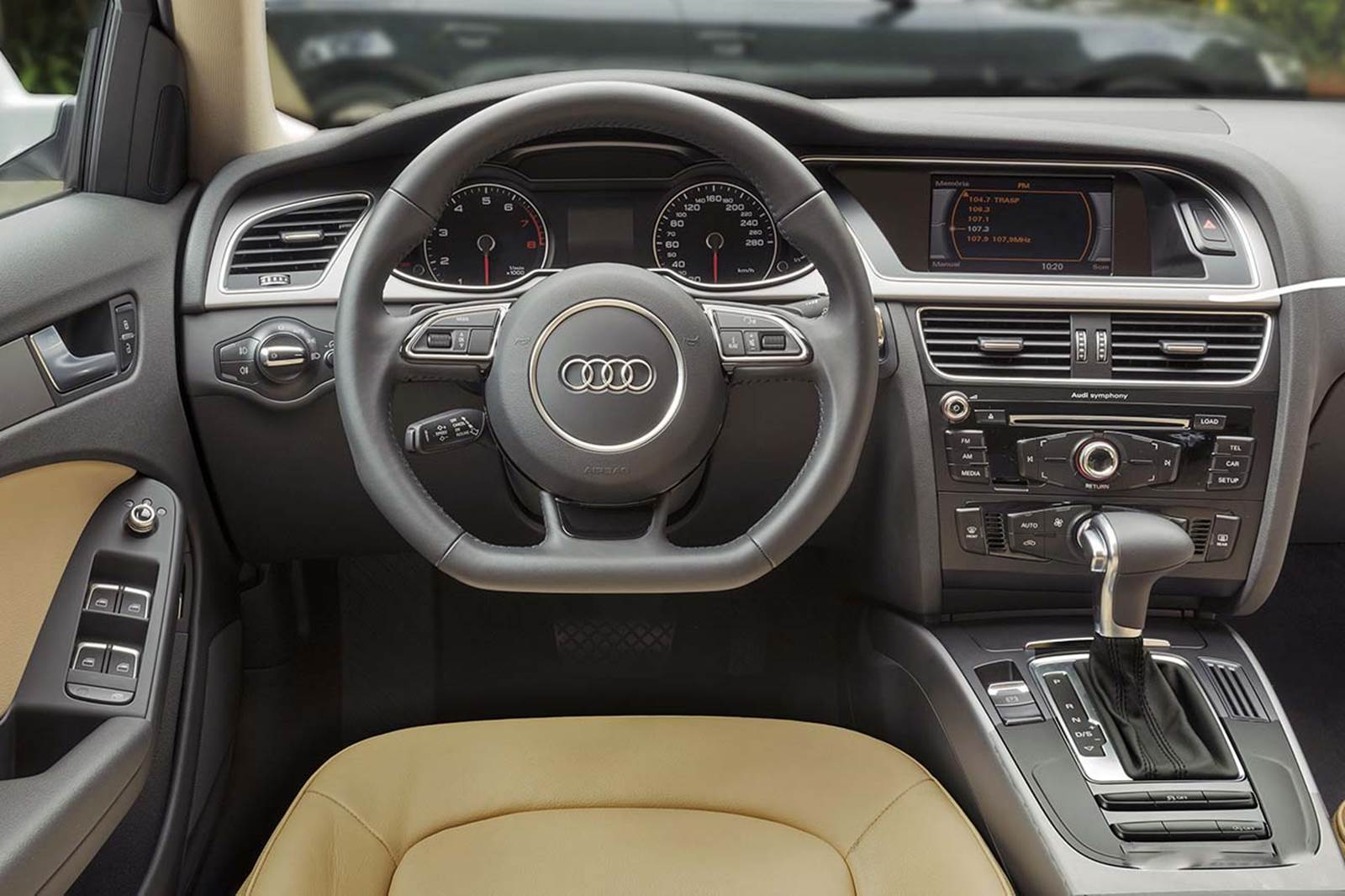 2015 audi a4 interior the image kid has it. Black Bedroom Furniture Sets. Home Design Ideas