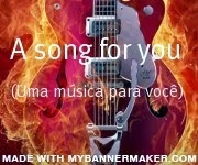 """Acesse também nosso blog musical """"A song for you"""""""