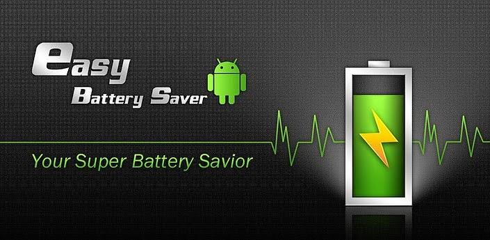 Easy Battery Saver: Phần mềm tiết kiêm pin thông minh cho Android