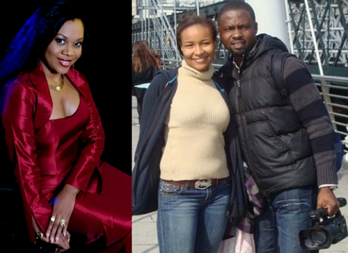 stella damasus pregnant for daniel ademinokan