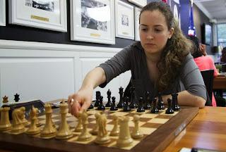 Irina Krush remporte un 6e titre aux départages du championnat d'échecs américain