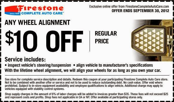 Firestone oil change coupons february 2018