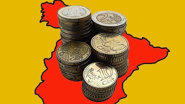 economía, española,