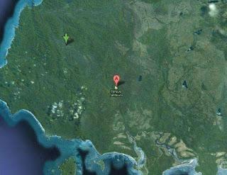 12 Tempat Yang Tidak Bisa Dilihat oleh Google Earth