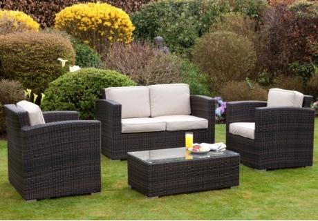Le choix du mobilier mobilier jardin la fran aise et le - Mobilier jardin kettler france mulhouse ...