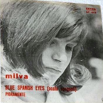Milva - Occhi spagnoli - Blue Spanish eyes