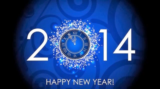 Kumpulan Gambar Ucapan Selamat Tahun Baru 2014