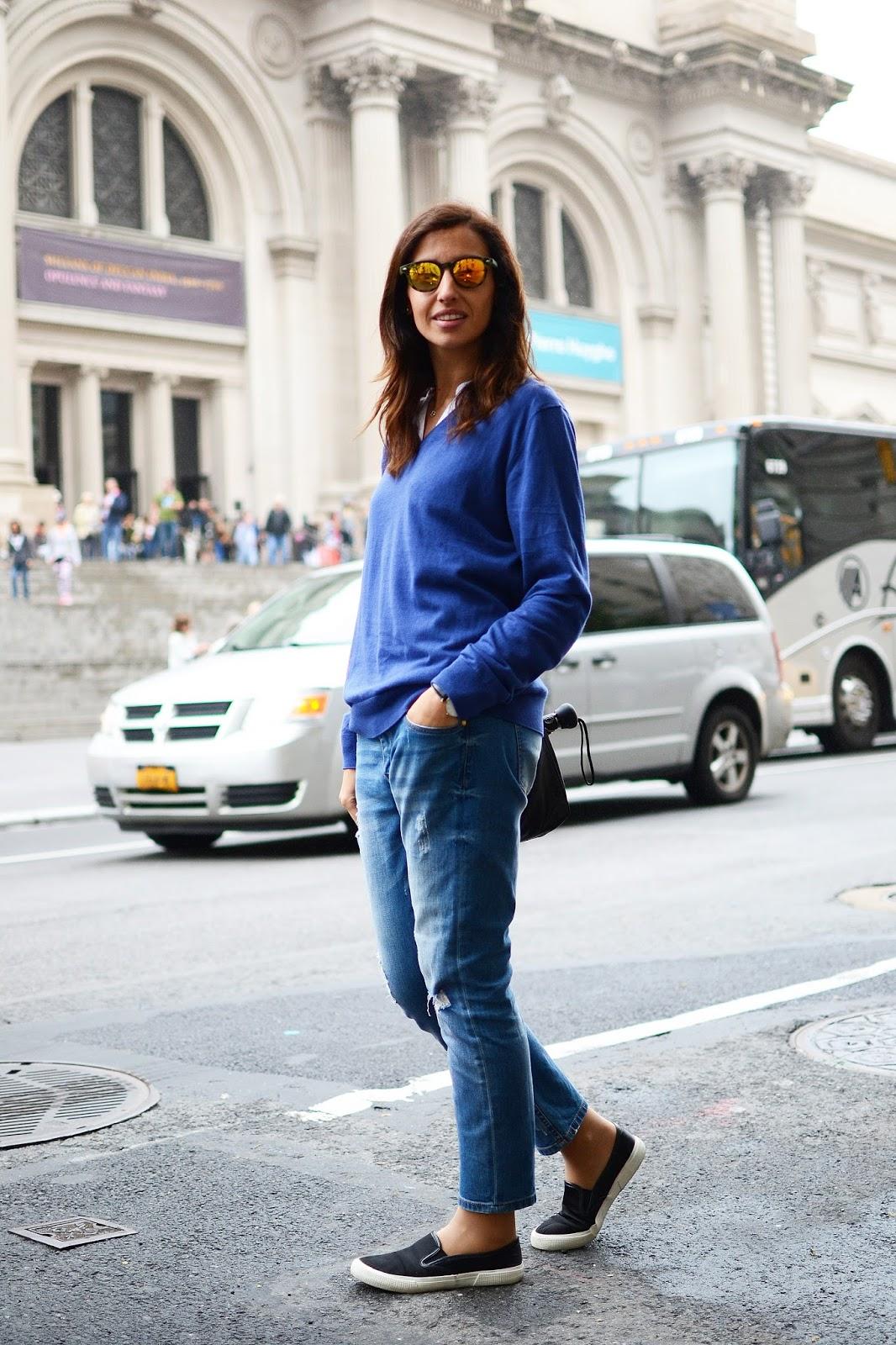 Nyc 2nd day el blog de silvia rodriguez blog de moda for Fashion museum new york