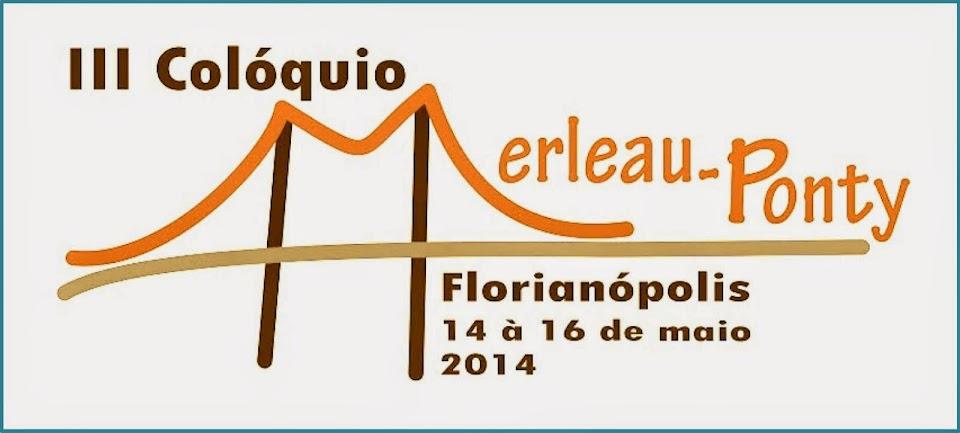 III Colóquio Merleau-Ponty em Florianópolis