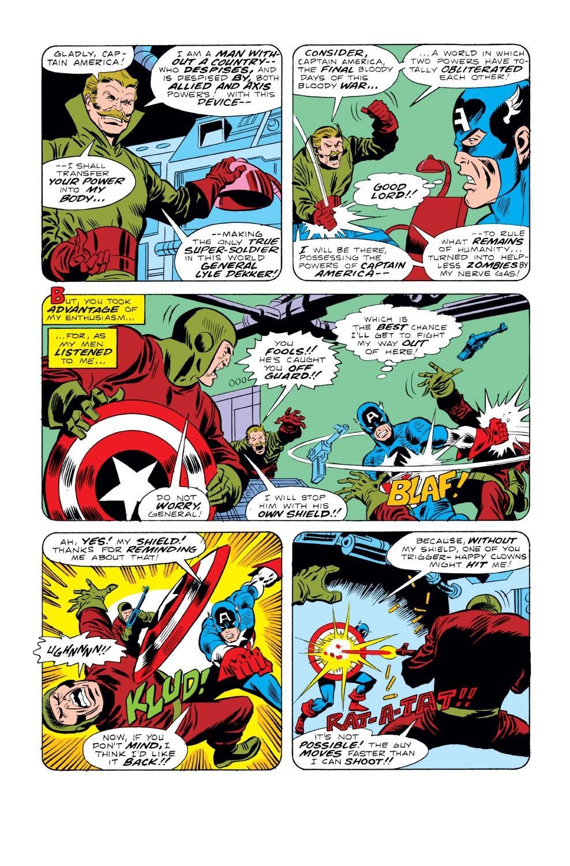 Captain America (1968) Issue #220 #134 - English 9