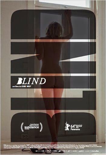 """Poster do filme """"Blind"""""""