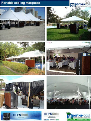 Marquee aircooling specialist