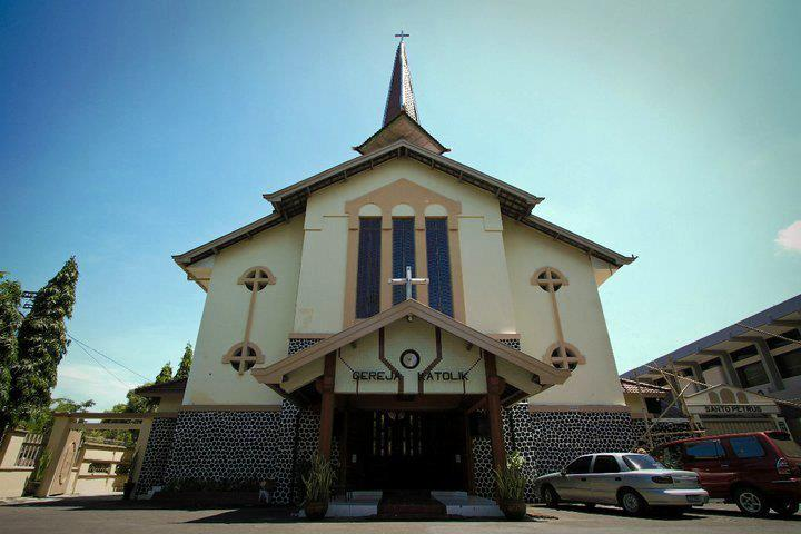 Paroki St. Petrus Rasul Purwosari