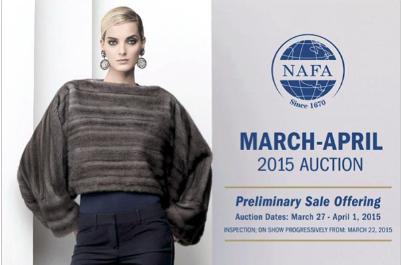 29 Μάρτη του 2015: Η δημοπρασία της NAFA συνεχίστηκε με Silverblues, Demi Μπράουν αρσενικά, και White βιζόν - Διαβάστε πρώτα από όλους στο oladeka τα πιο φρέσκα reports
