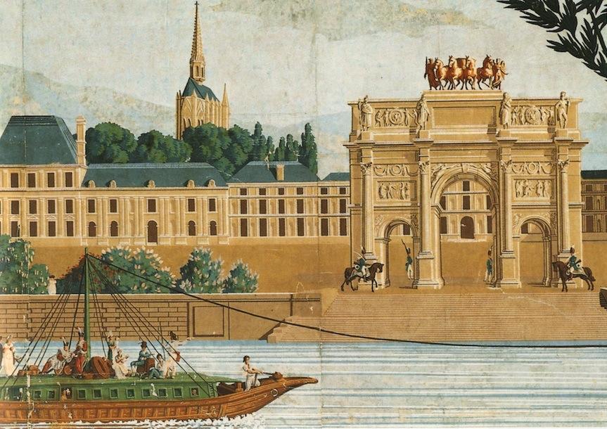 papier mural panoramique