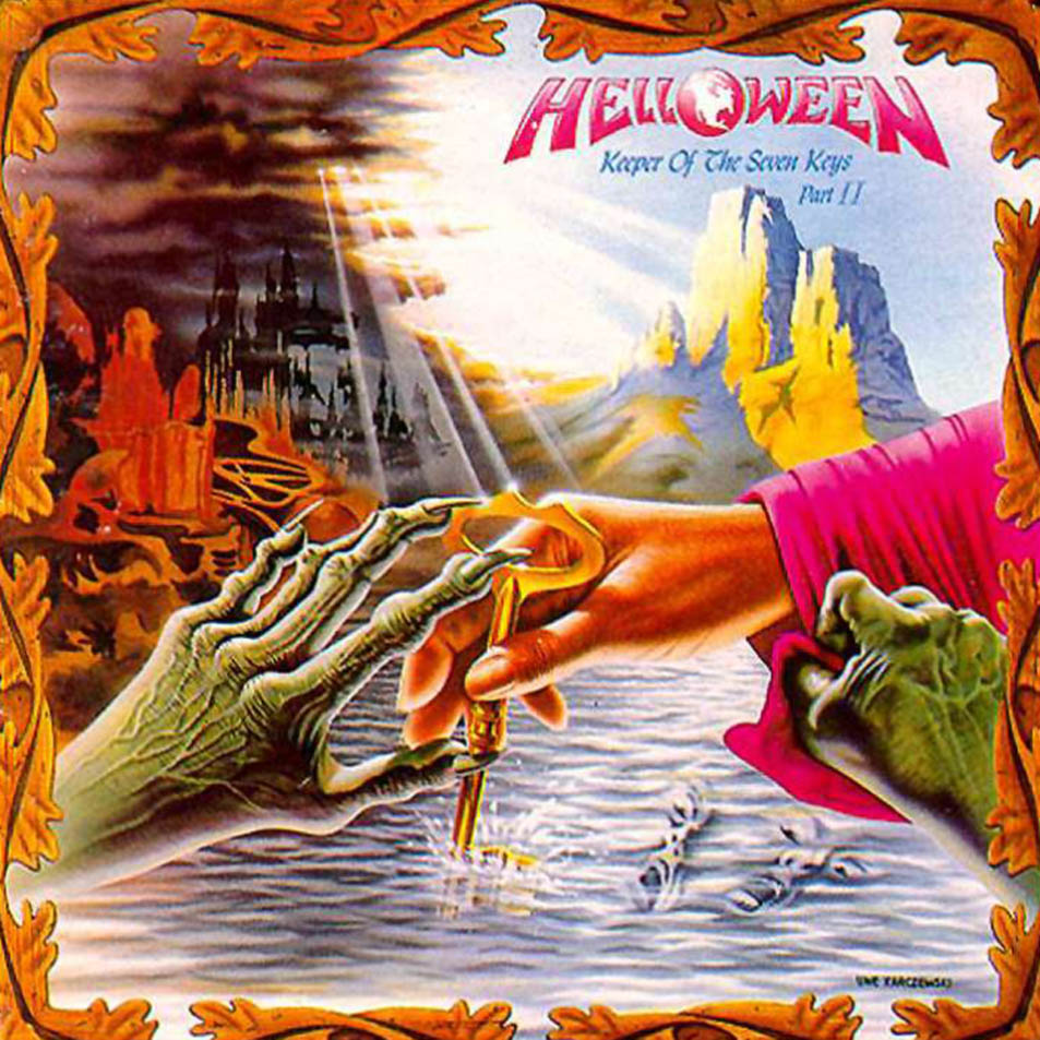 helloween eagle fly free traduction