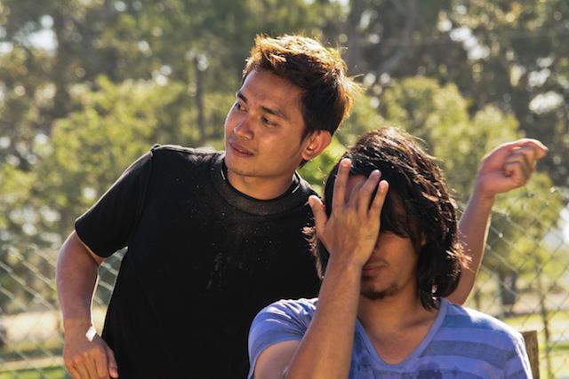 GAMBAR GAMBIT ALIF FEAR FACTOR POYO,Fear Factor Selebriti Malaysia | Penyingkiran Minggu 9