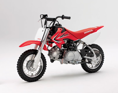 Honda CRF50F for your kids