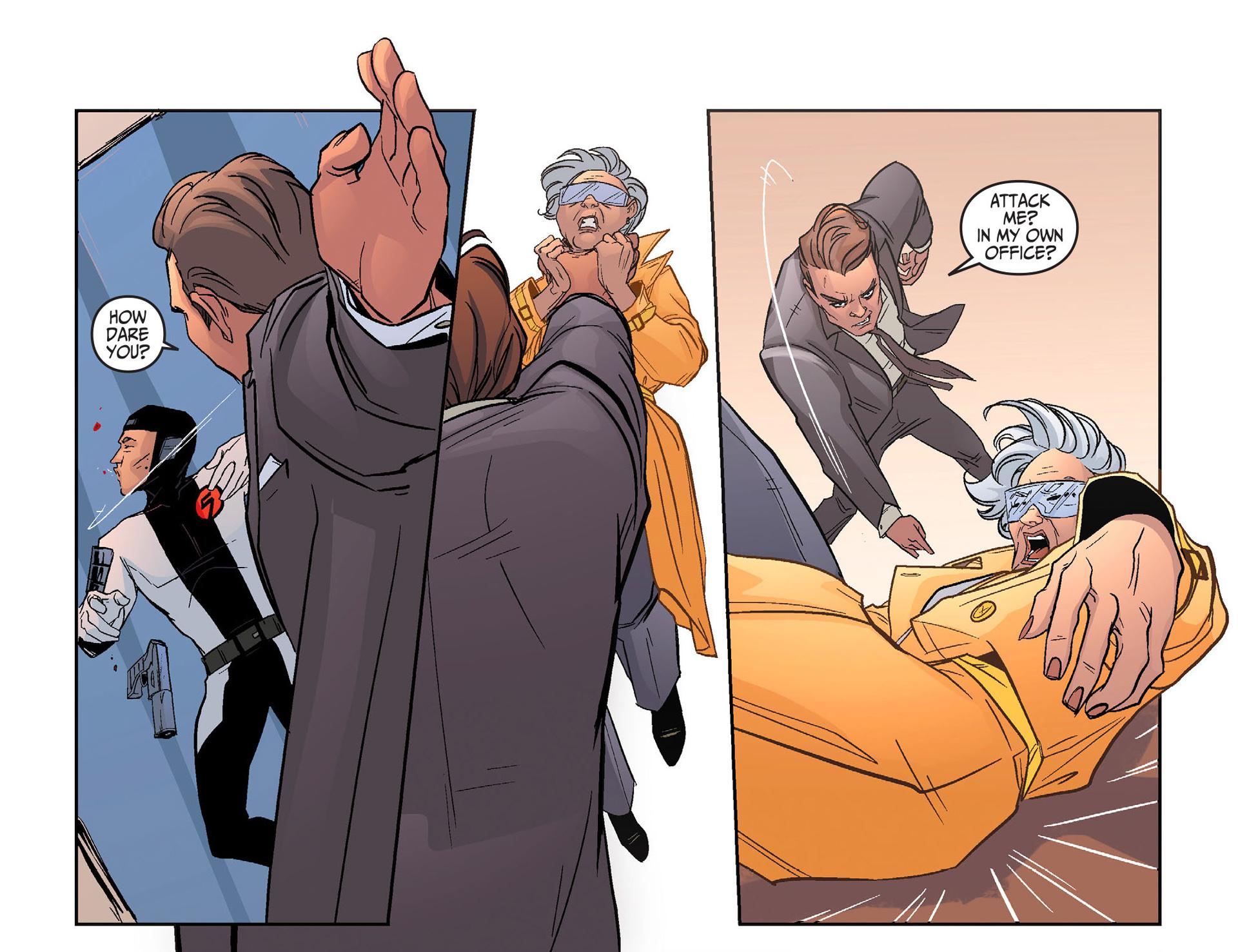 Batman Beyond (2012) Issue #29 #29 - English 11