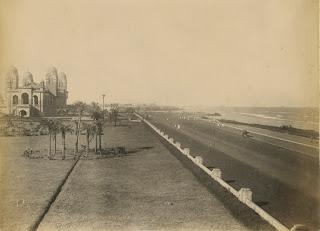 Chepauk+Palace+-+Madras+(Chennai)+-+1890