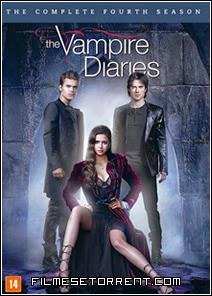 The Vampire Diaries 4 Temporada Torrent Dual Audio
