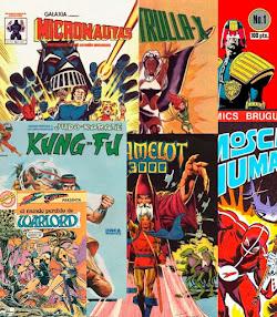 Momentos con los cómics que me marcaron