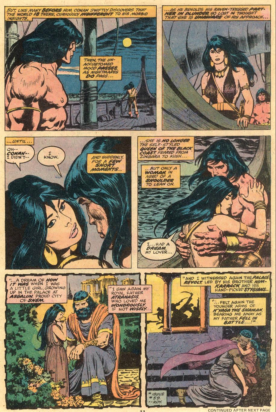Conan the Barbarian (1970) Issue #74 #86 - English 7