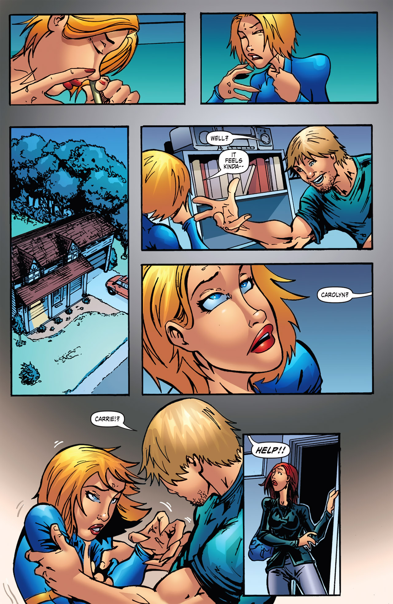 Grimm Fairy Tales (2005) Issue #17 #20 - English 23
