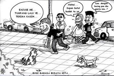 Portal Pahangku Budi Bahasa Pengaruhi Kehidupan
