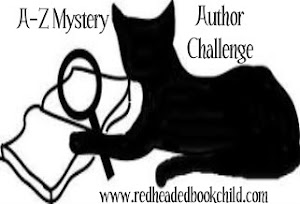 2013 A - Z Mystery Author Challenge