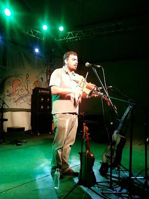 rodolfo vidal - tenda cultural - expovale 2012